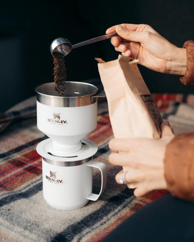 Using Pour Over