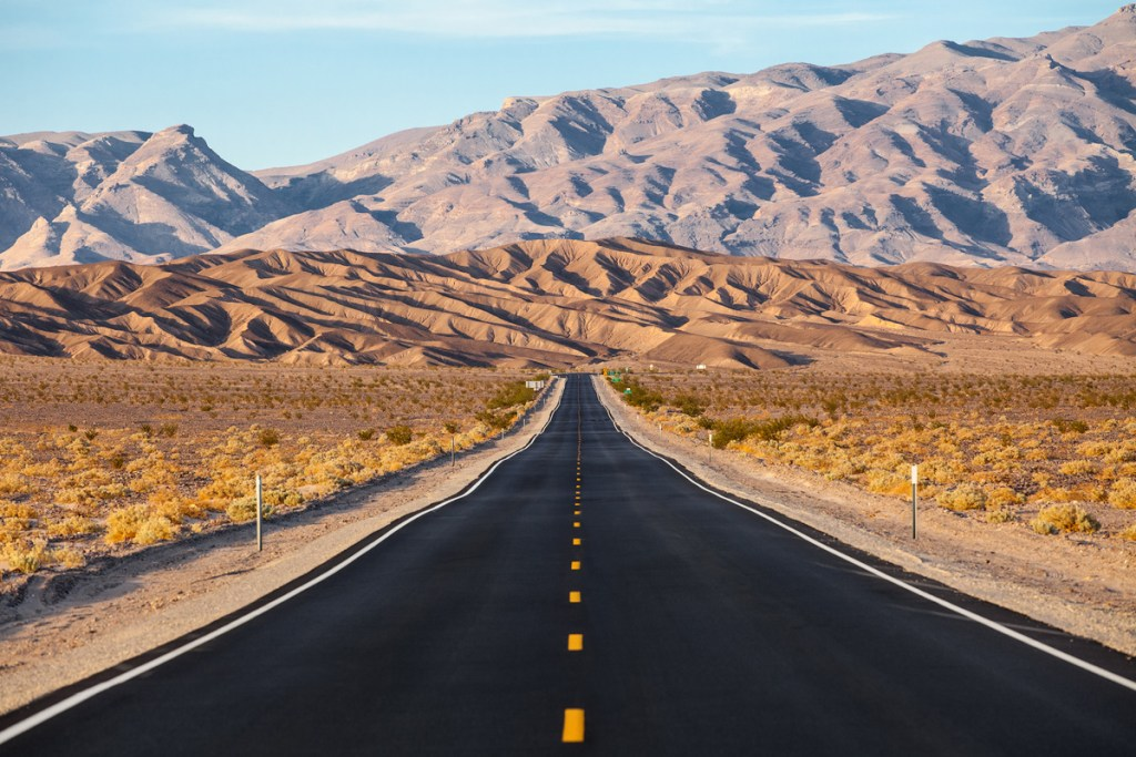 How To Get To Death Valley National Park