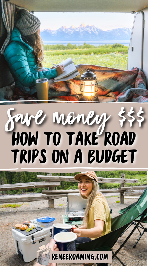 Road trips are something I would encourage everyone to do. Either solo or with a group, once or twice per year. It's an awesome way to travel and enjoy your adventure at a steady pace. However, some of us hesitate to get out there because we're afraid that it can be more expensive than just traveling to one location. But you don't have to worry, especially if you stick to your budget and follow these tips! | How to take a road trip on a budget | Budget road trip |