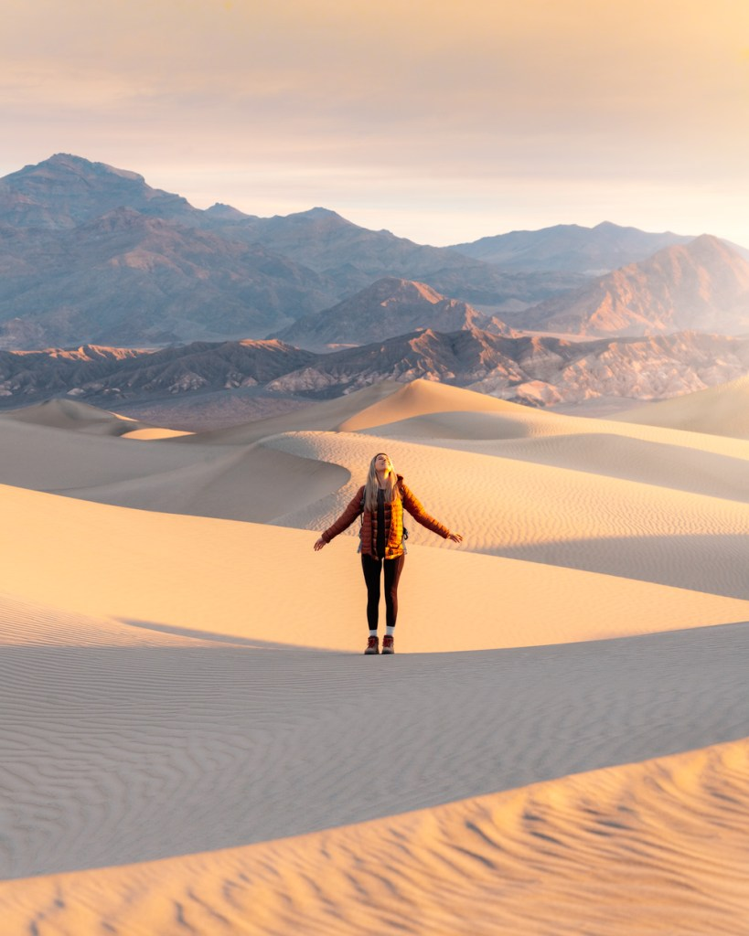 What To Pack for Death Valley National Park