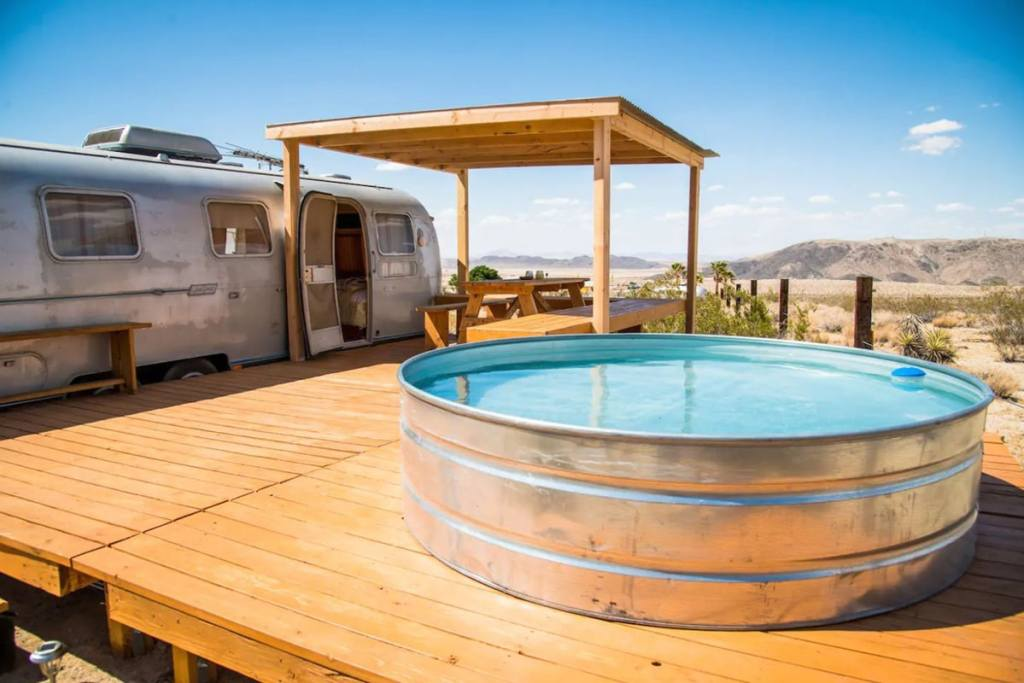 Best National Parks to Visit in Spring - Joshua Tree National Park - Where To Stay