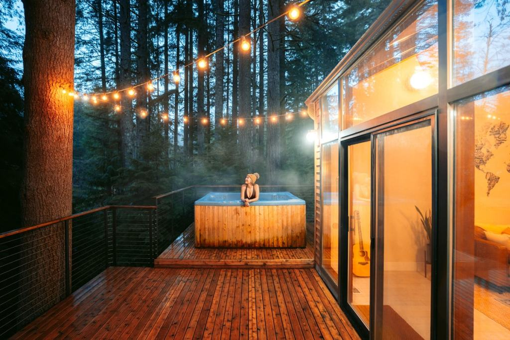 Dreamy Oregon Cabin You Can Rent - Woodlands House Oregon