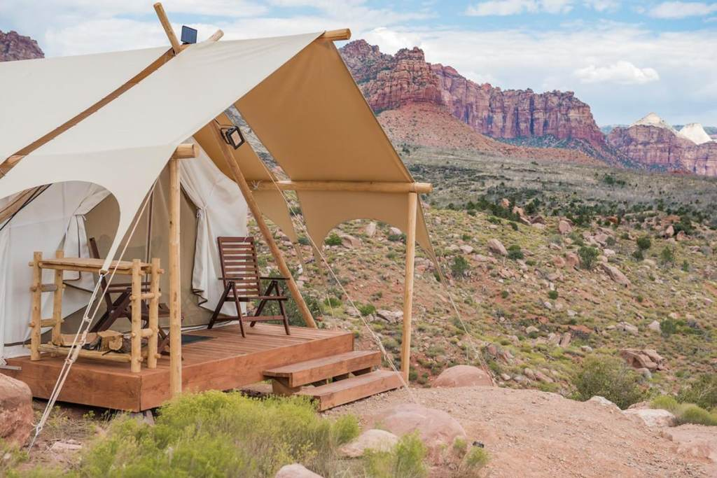 Where To Stay in Zion National Park During Spring