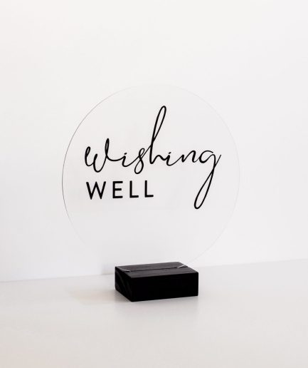 round-wishing-well-sign-acrylic
