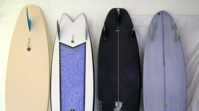Single fin, twin fin, thruster or quad?