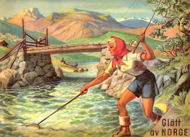 harald-damsleth-glott-av-norge