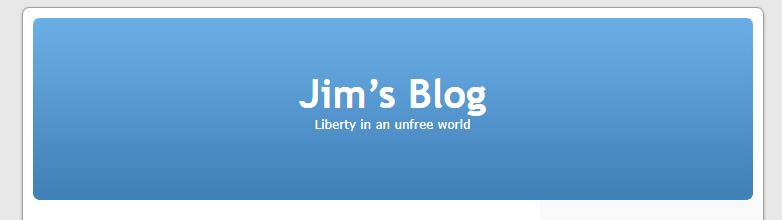 Jim's blog