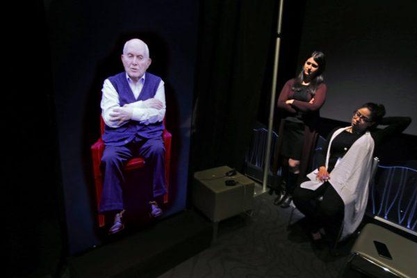The 3-D Hologram Holocaust