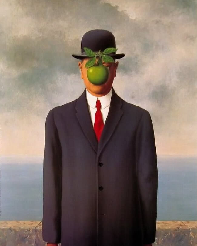 Image result for surrealism art magritte