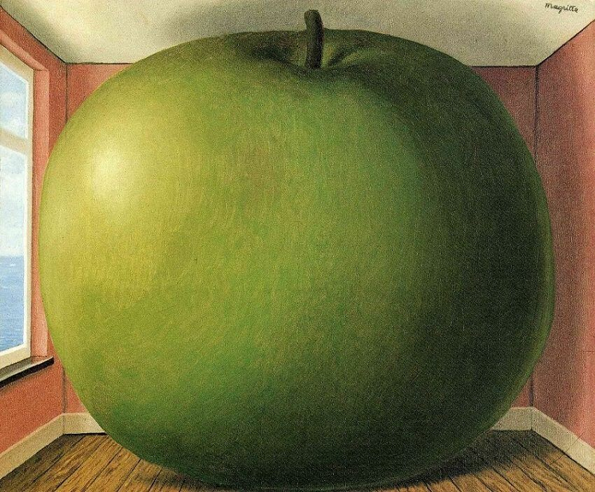 The Listening Room, 1952 by Rene Magritte