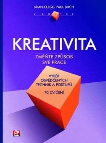 Kniha Kreativita v kostce