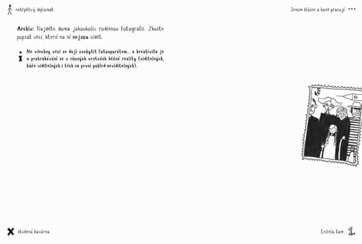 Kreativní zápisník (René Nekuda) – ukázka č. 2