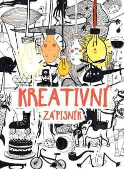Kreativní zápisník (René Nekuda) – obálka