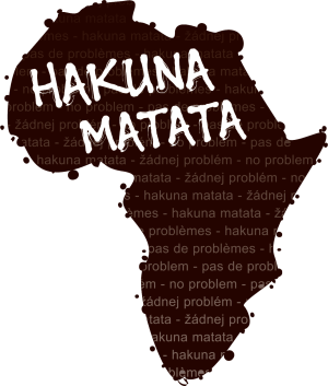 Projekt Hakuna Matata – logo