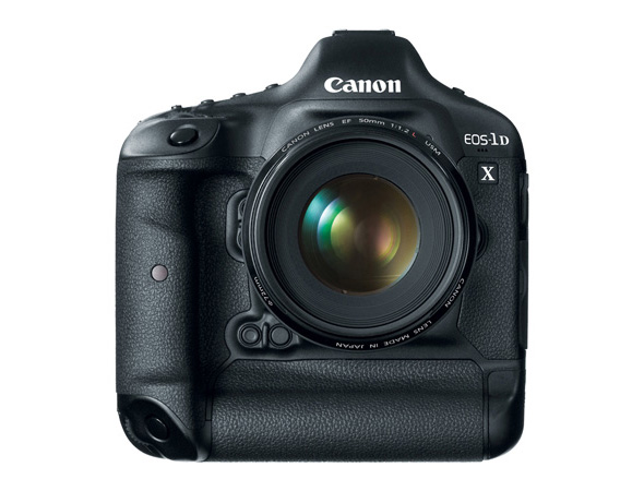 Canon announces the Canon EOS-1D X