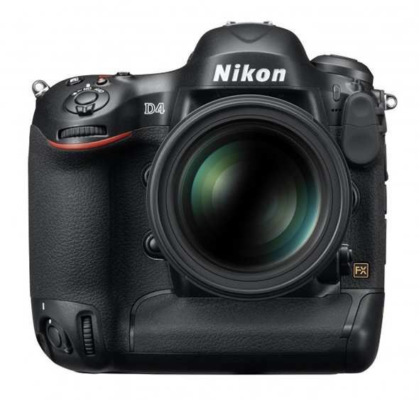 Nikon announces the Nikon D4 Digital SLR