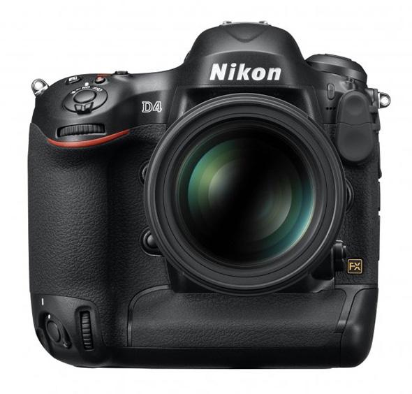 Nikon announces the Nikon D4 Digital SLR