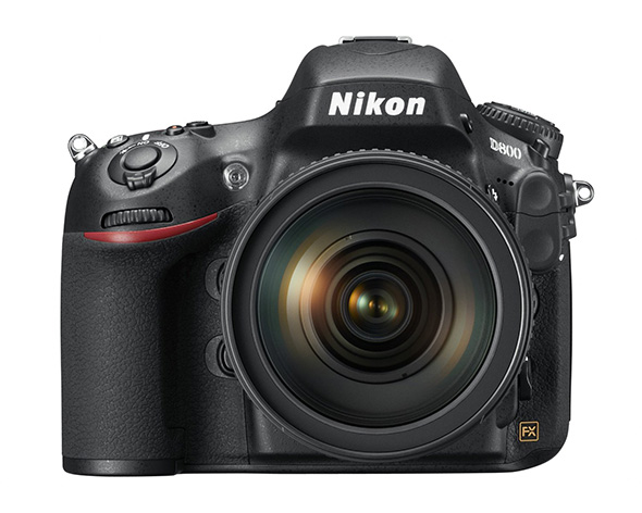 Nikon announces the Nikon D800 Digital SLR