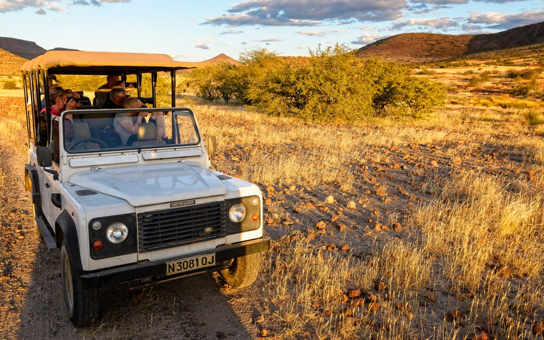 A journey through Namibia