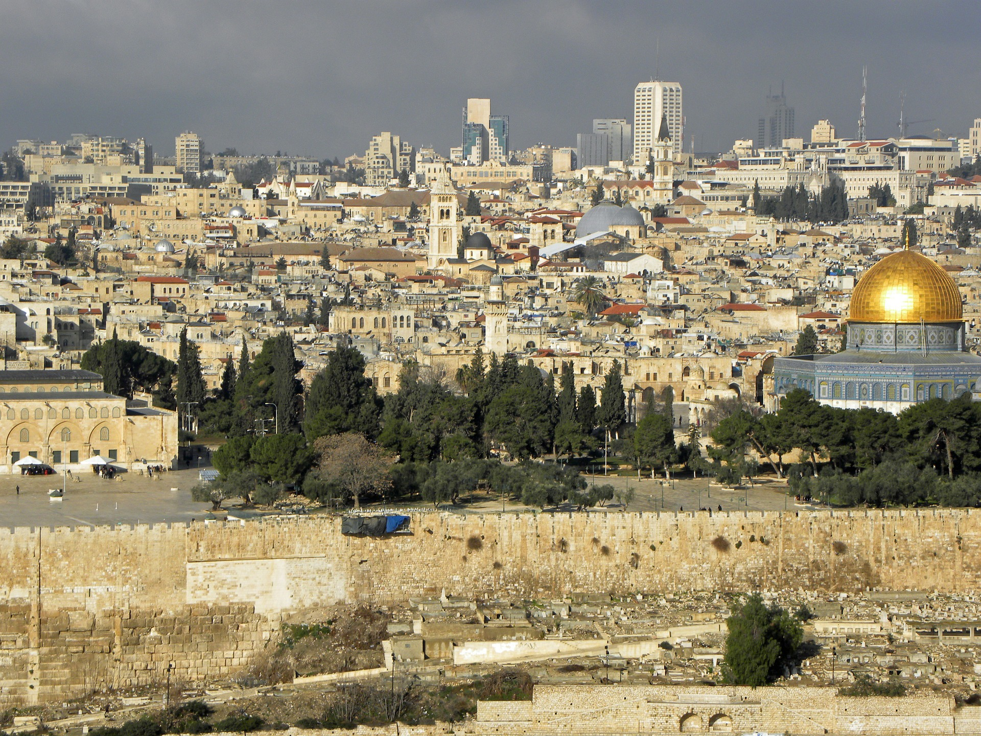 Hope 10 Mission: Develop a Creative Solution to the Jerusalem/Palestinian Conflict