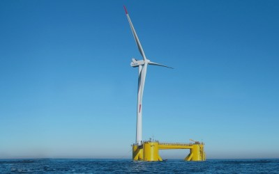 RenewableUK Cymru welcomes more floating wind to Wales