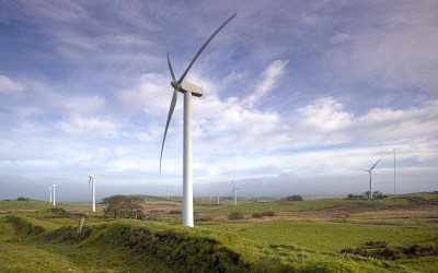 Onshore wind 'central' to Wales' green growth plans new study finds