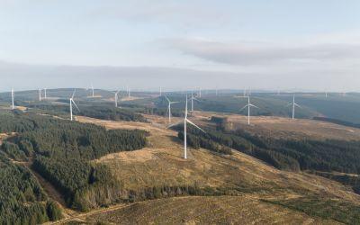 Spotlight on Pen y Cymoedd Wind Farm