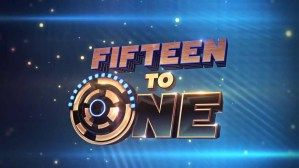 Fifteen to One renewed series 2