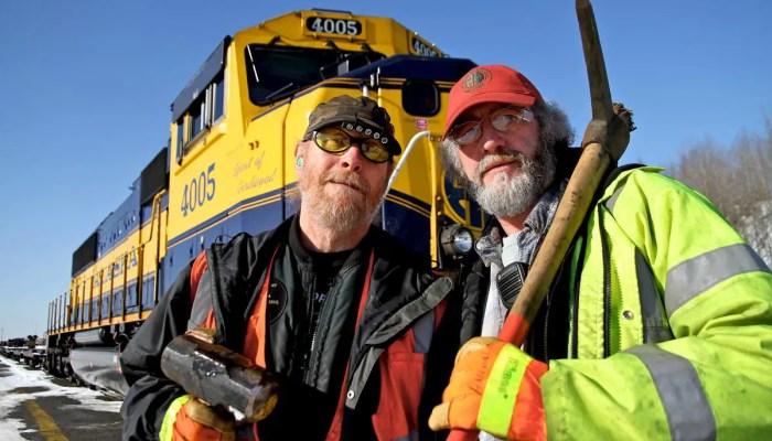 railroad alaska renewed season 2