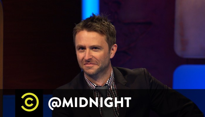 @Midnight Renewed For Season 2 By Comedy Central!