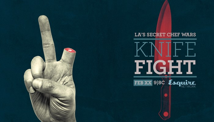 Knife Fight & Brew Dogs Renewed For Season 3 By Esquire!