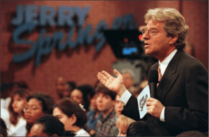 Jerry Springer Spinoff Judge Jerry