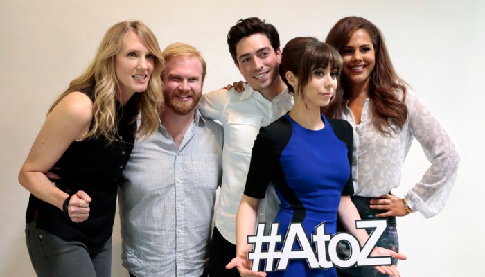 A To Z 'Not Cancelled' - Producer Rashida Jones Rallies To Save Axed Show