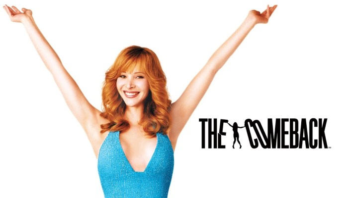 The Comeback Cancelled Or Renewed For Season 3?