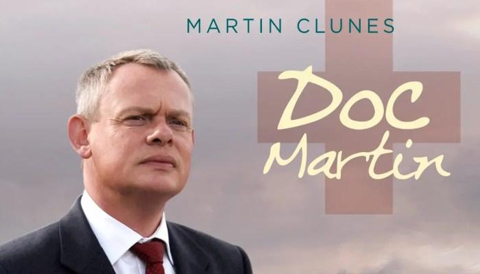 doc martin renewed/cancelled