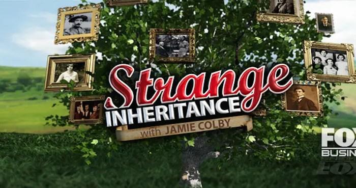 Strange Inheritance Renewed For Season 2 By Fox Business Network!
