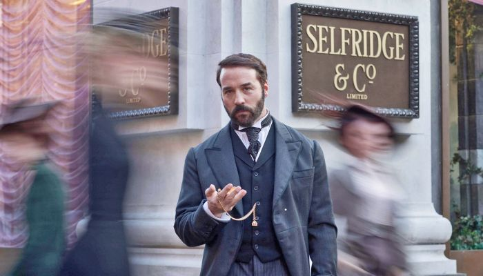 mr selfridge renewed series 4