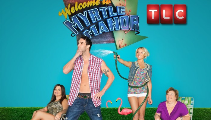 welcome to mertle manor cancelled