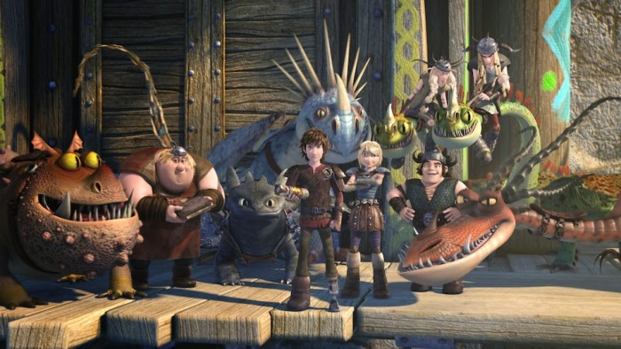 DreamWorks Dragons Cancelled Or Renewed For Season 4?