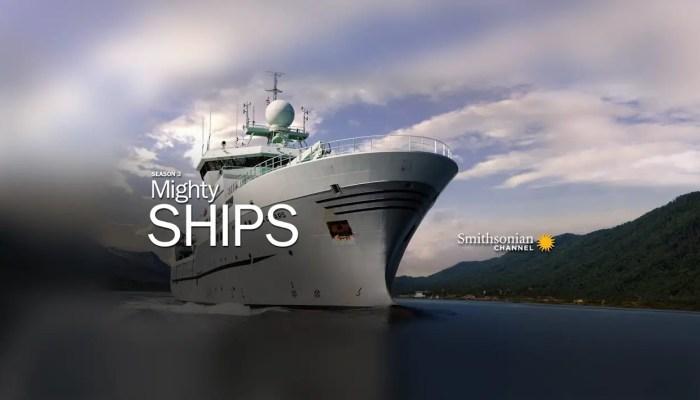 Mighty Ships Renewed