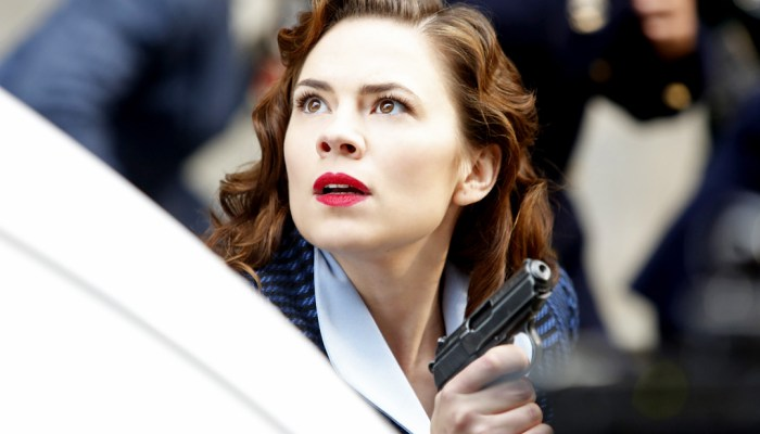 agent carter renewed cancelled