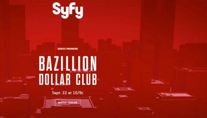 The Bazillion Dollar Club Cancelled Or Renewed For Season 2?
