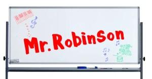 mr. robinson renewed cancelled