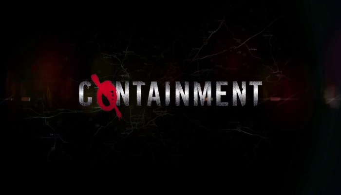 containment renewed cancelled