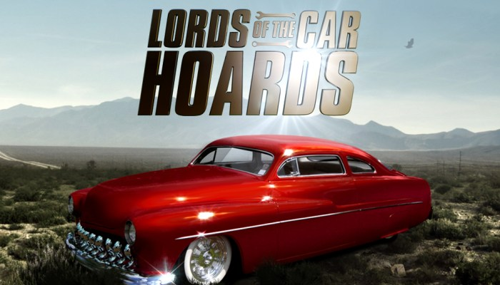 Rusted Development AKA Lords of the Car Hoards Renewed Cancelled