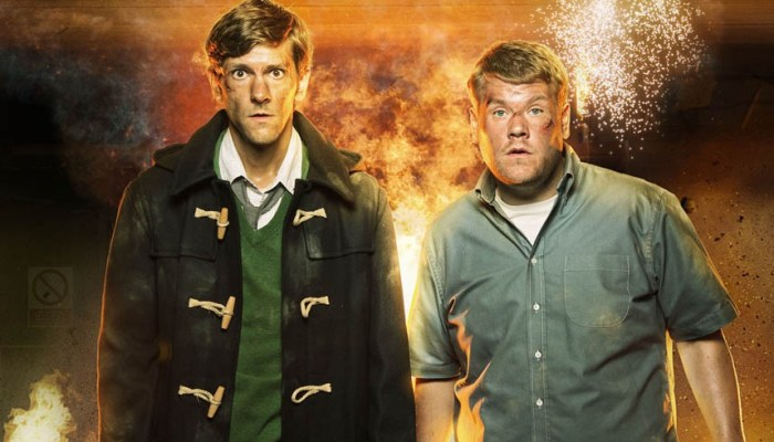 wrong mans cancelled - no series 3