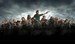 The Walking Dead TV Show Status