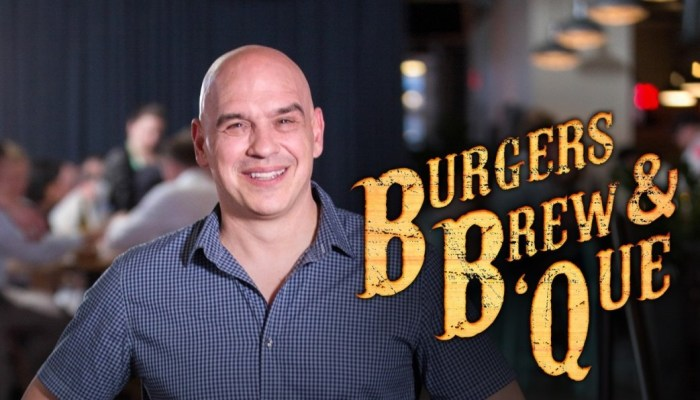 Burgers, Brew & 'Que cancelled or renewed