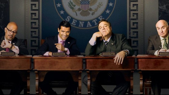Alpha House Cancelled Or Renewed For Season 3?