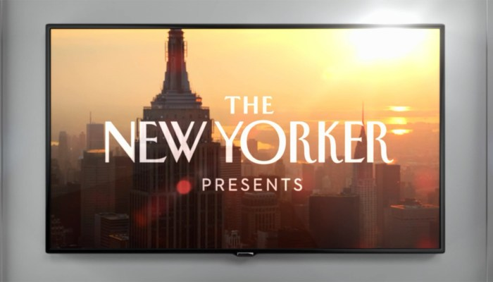 new yorker presents cancelled or renewed